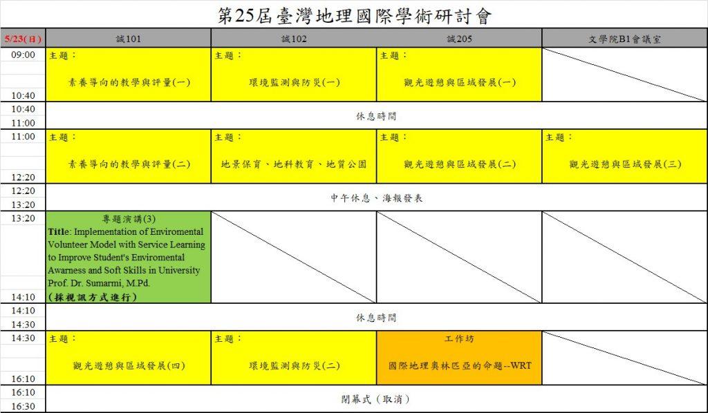 第25屆研討會議程2-0520版